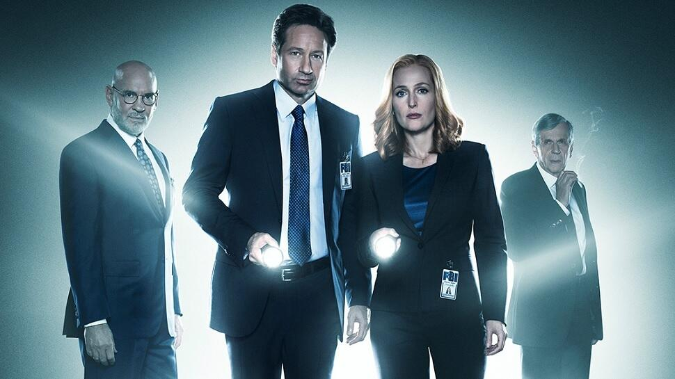 3. The X-Files