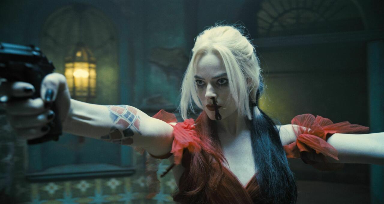Harley Quinn no Esquadrão Suicida