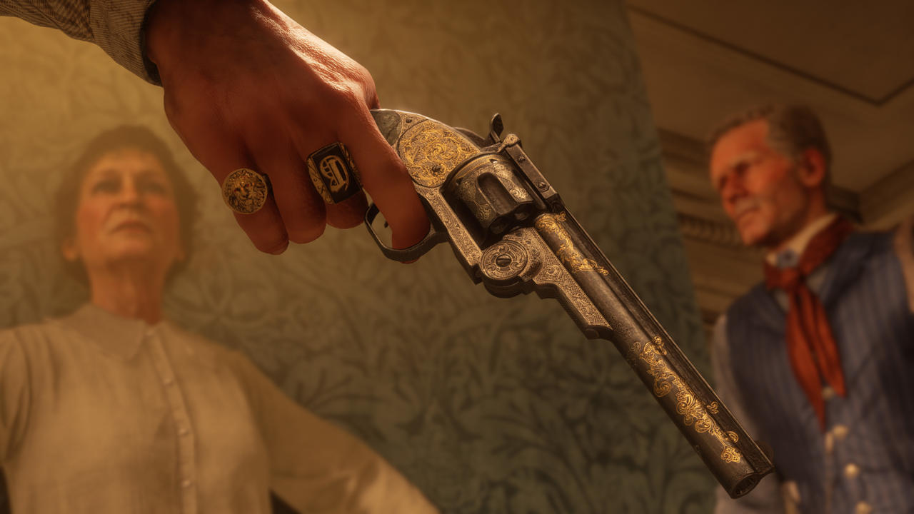 You Can Customise Your Guns