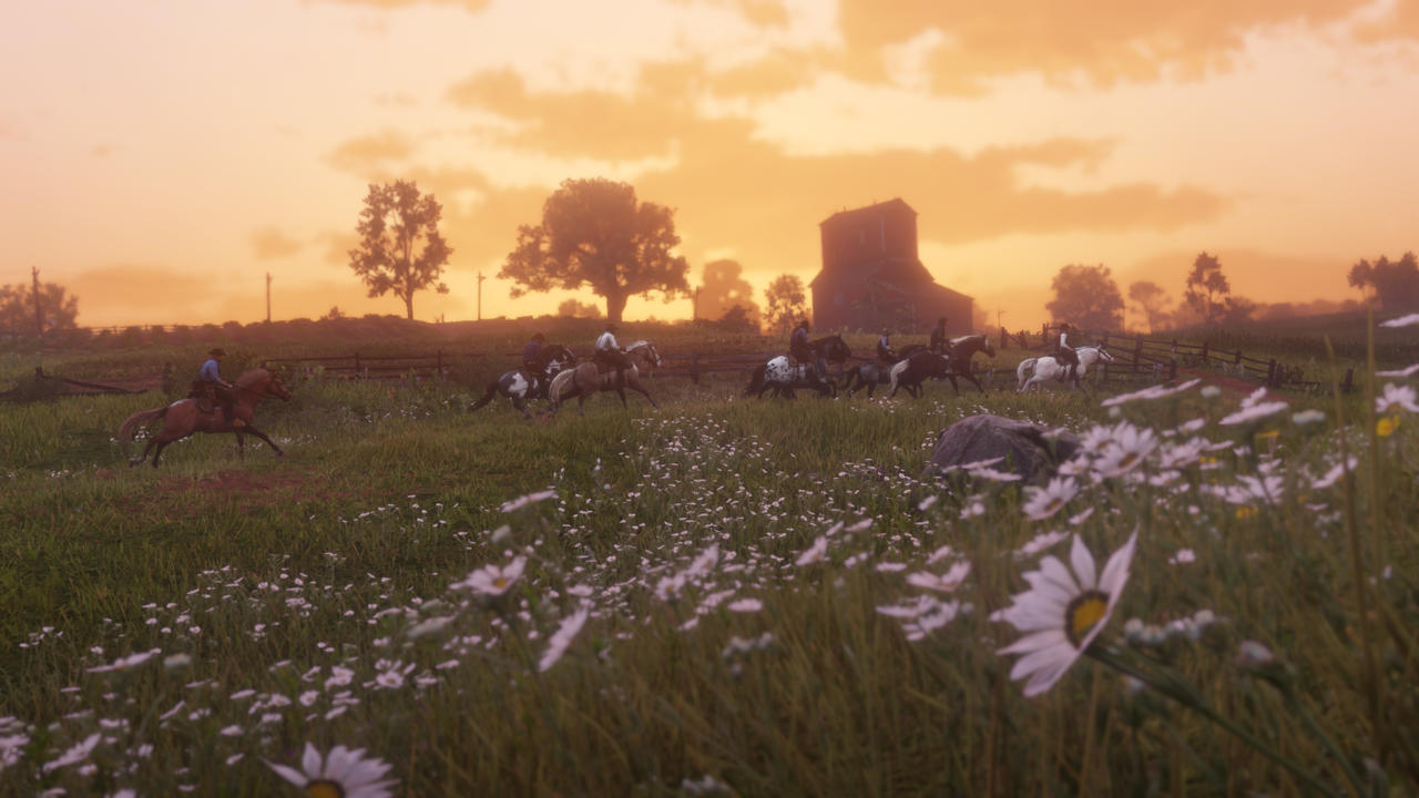 Cinematic Camera Has A New Implementation