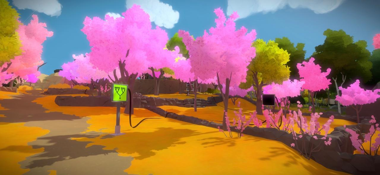 The Witness--I'm not going to let Jonathan Blow defeat me.