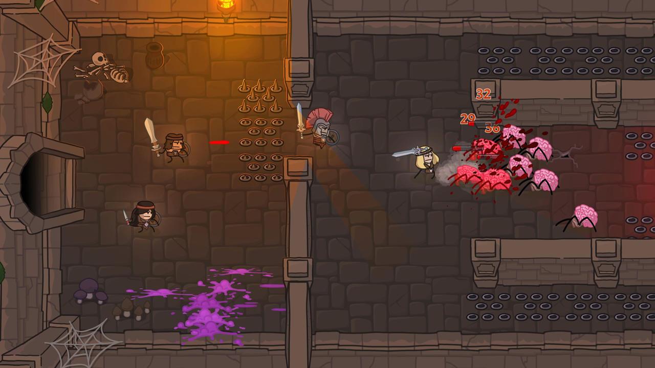 Conan Chop Chop (PC, Switch, PS4, Xbox One)   Mighty Kingdom   Release: Q1 2020