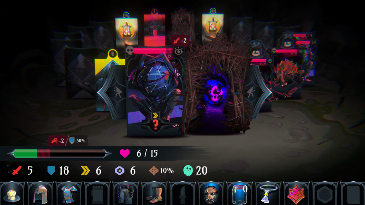 Ring of Pain (PC, Mac on Steam)   Simon Boxer and Twice Different   Release: TBD