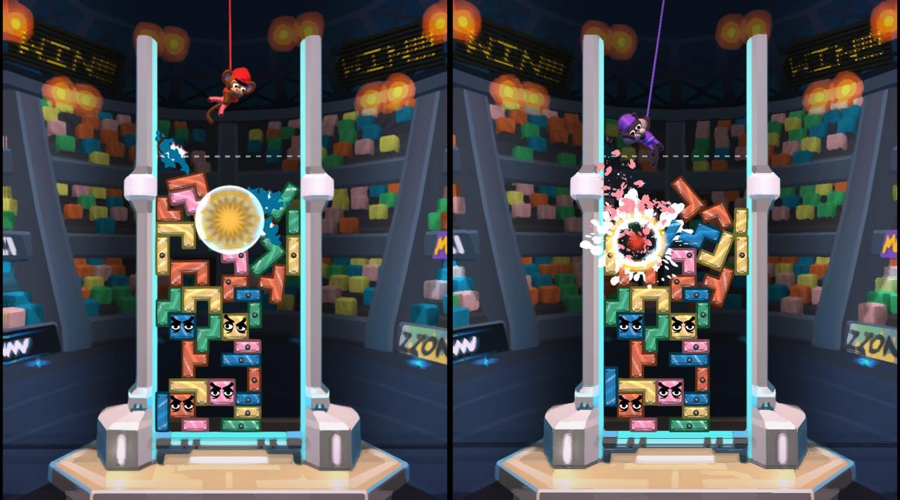 TopplePOP (PC, mobile, unannounced consoles)   Spirit Animal Inc   Release: 2020
