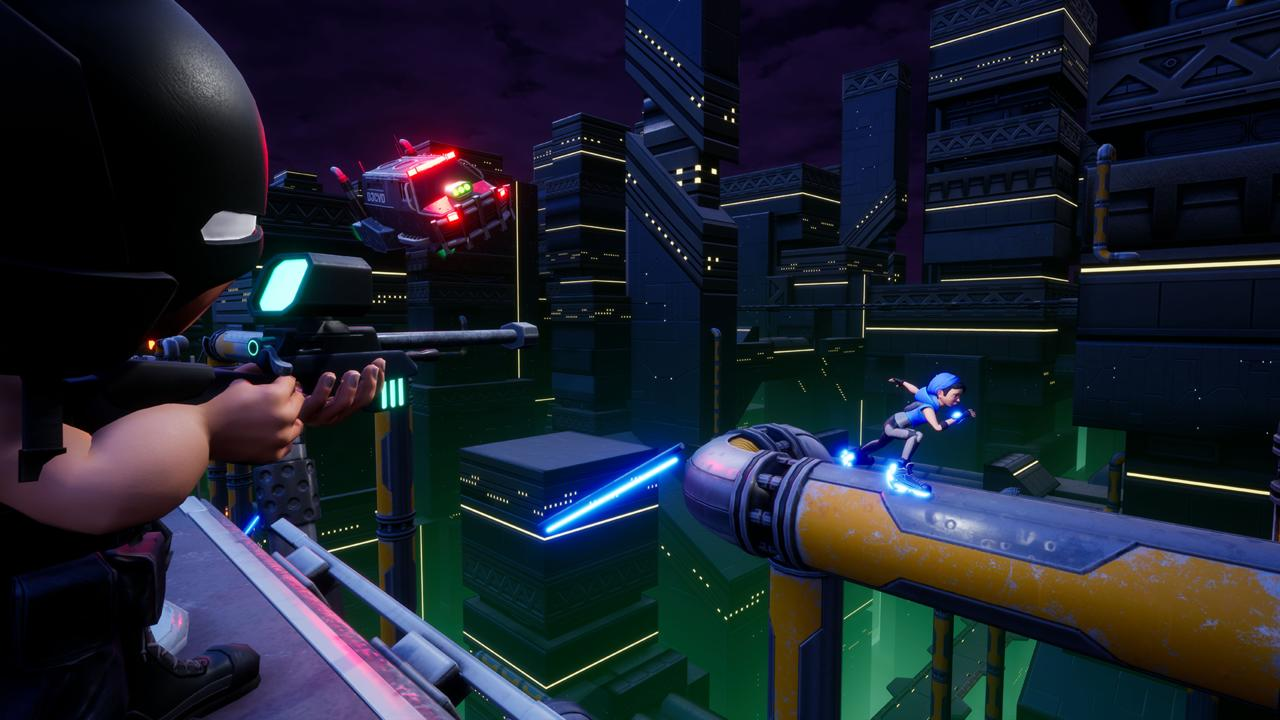 Rooftop Renegade (PC, Console)   Melonhead Games   TBD