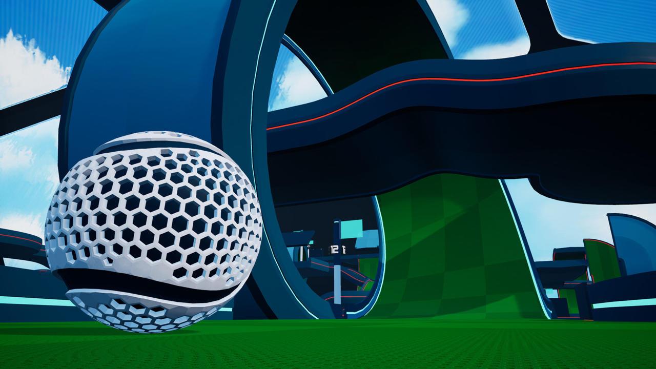 Mega Punchy Golf (PC, Steam VR)   Pillowhead Games   TBD