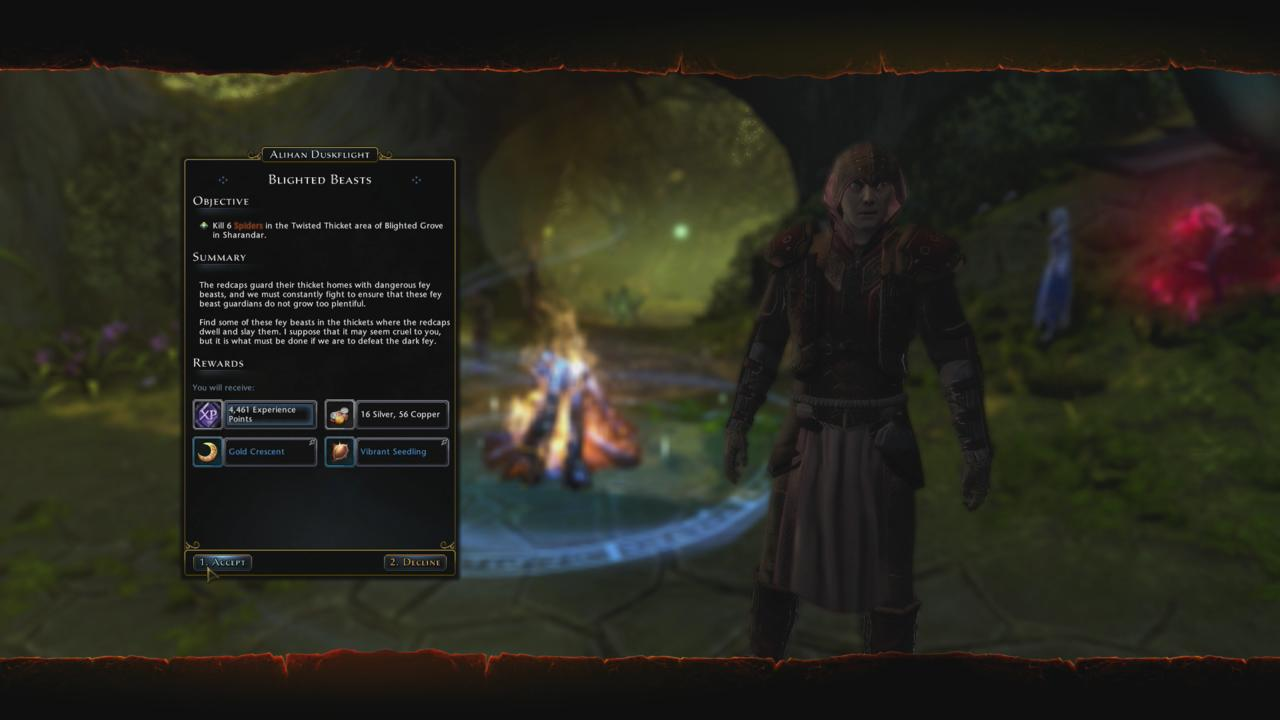 Neverwinter's combat may be fun, but its quests are as bland as they come.