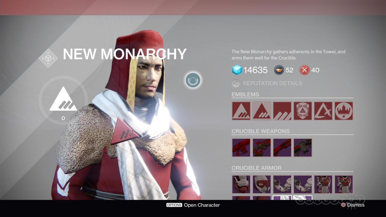 New Monarchy 4 lyfe yo.