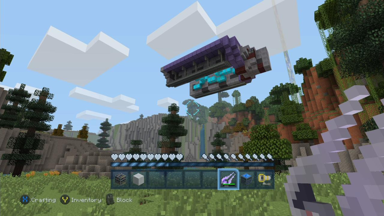 Some familiar Xbox franchises get the Minecraft treatment.