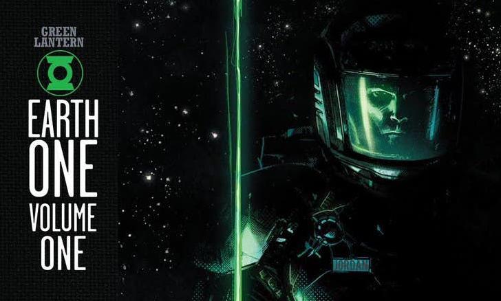Earth One: Green Lantern
