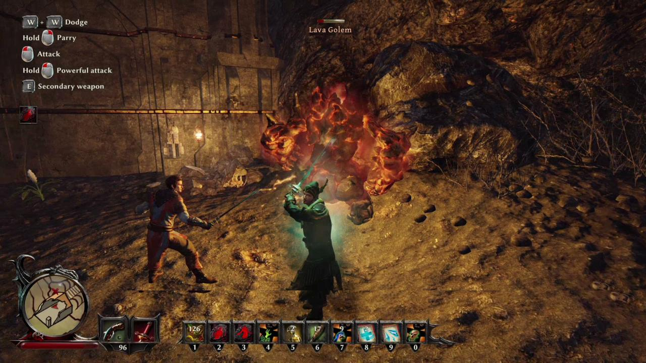 Click below for more Risen 3: Titan Lords images.