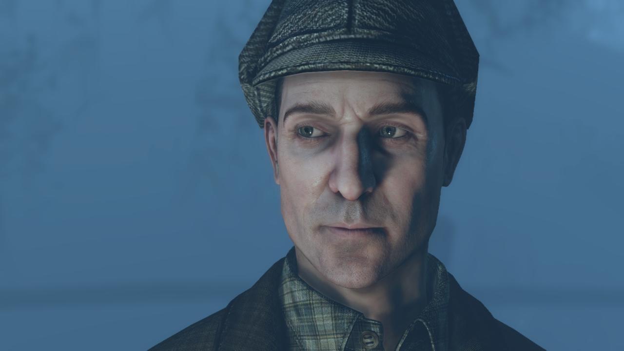 Sherlock looks pretty good for a cocaine addict who never sleeps.