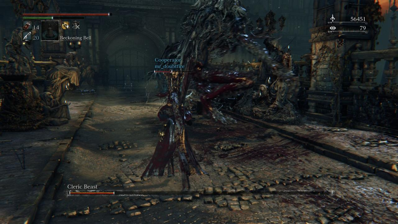 Boss fights are better with company!