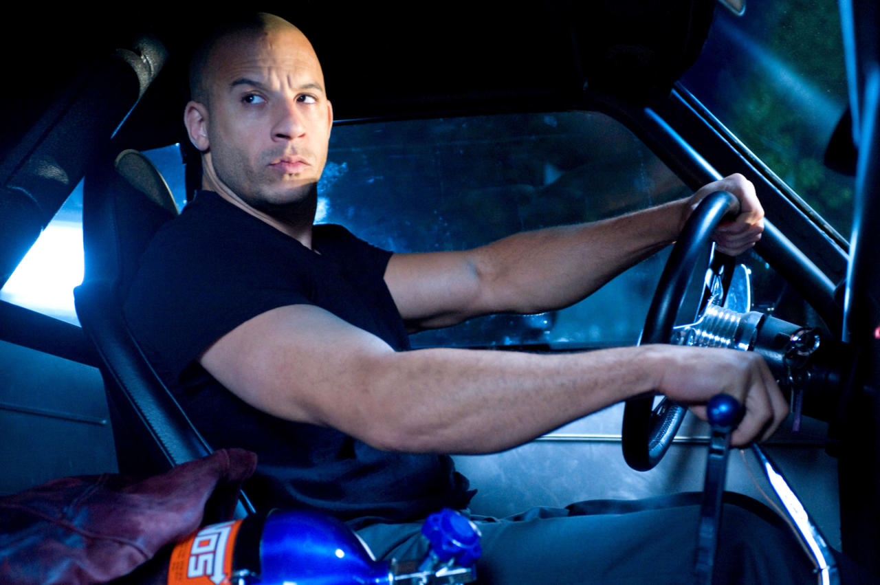 Vin Diesel, before he went rogue and broke our hearts