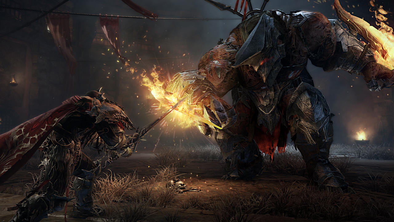 Lords of the Fallen.