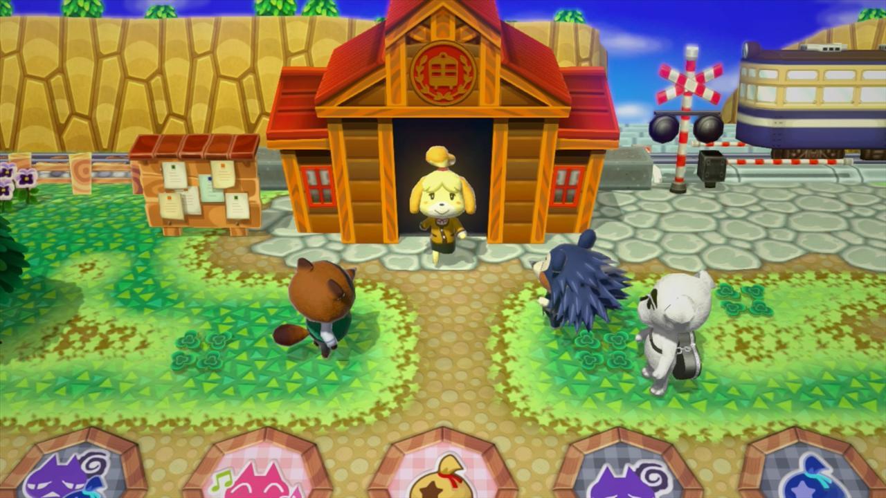 Animal Crossing: Amiibo Party