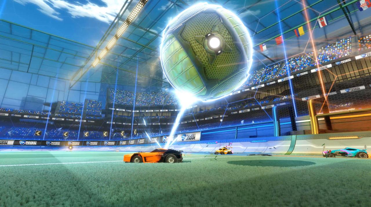 Biggest games: Rocket League