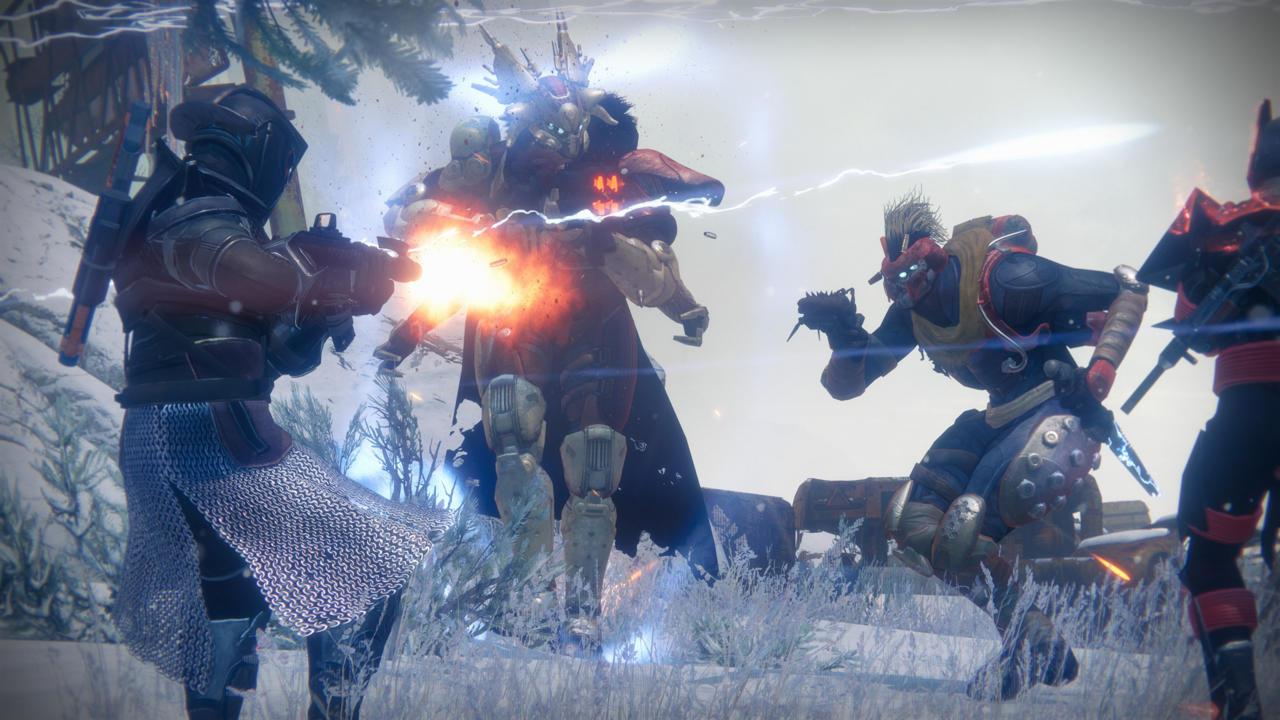 Destiny: Rise of Iron