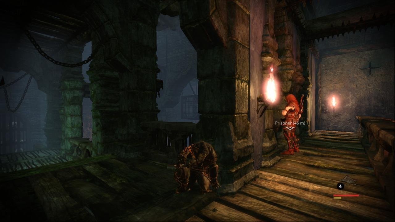 Trigger warning: the trigger mechanics in Styx aren't very good.