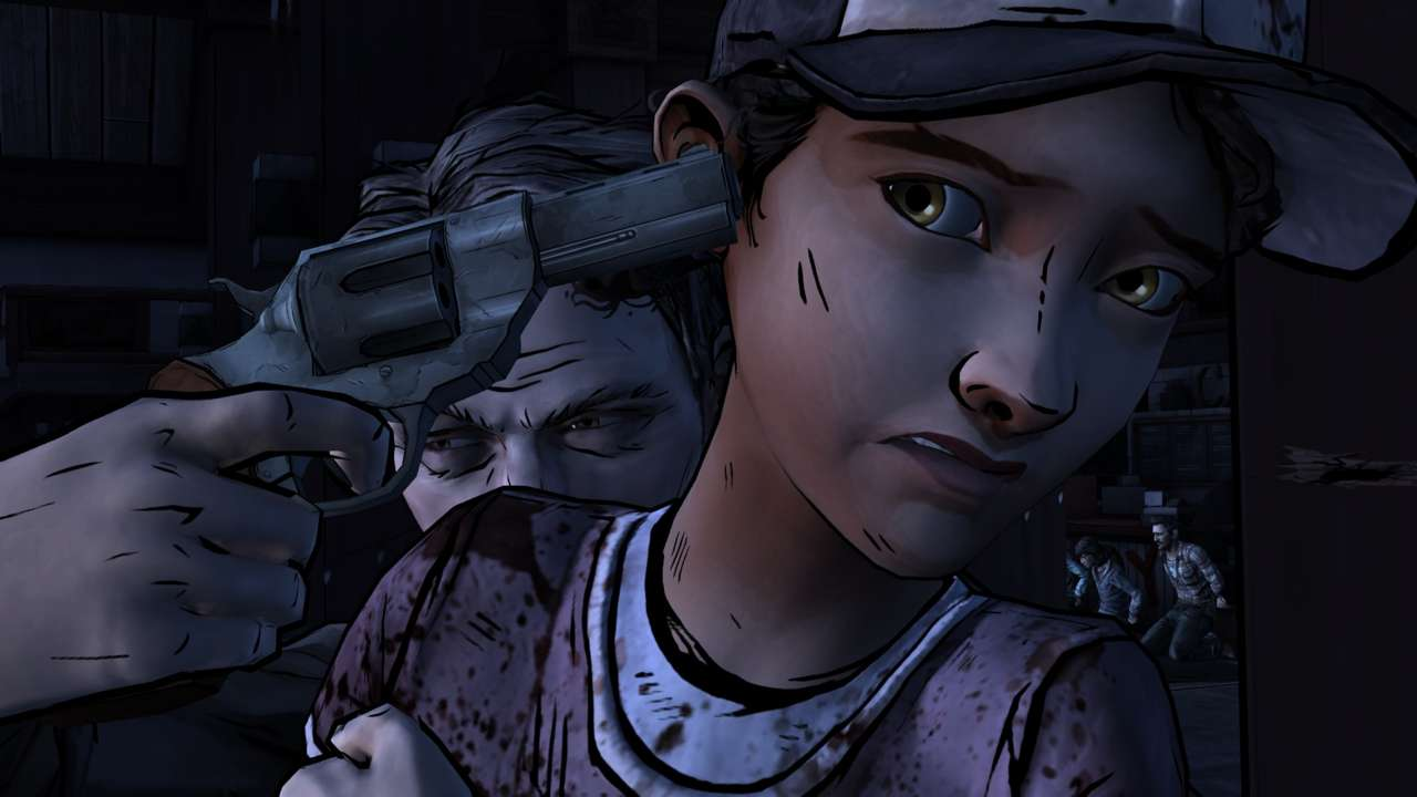 Clementine is smart and tough...but she's also four feet tall and 11 years old, making her a perfect portable hostage for gun-toting madmen.