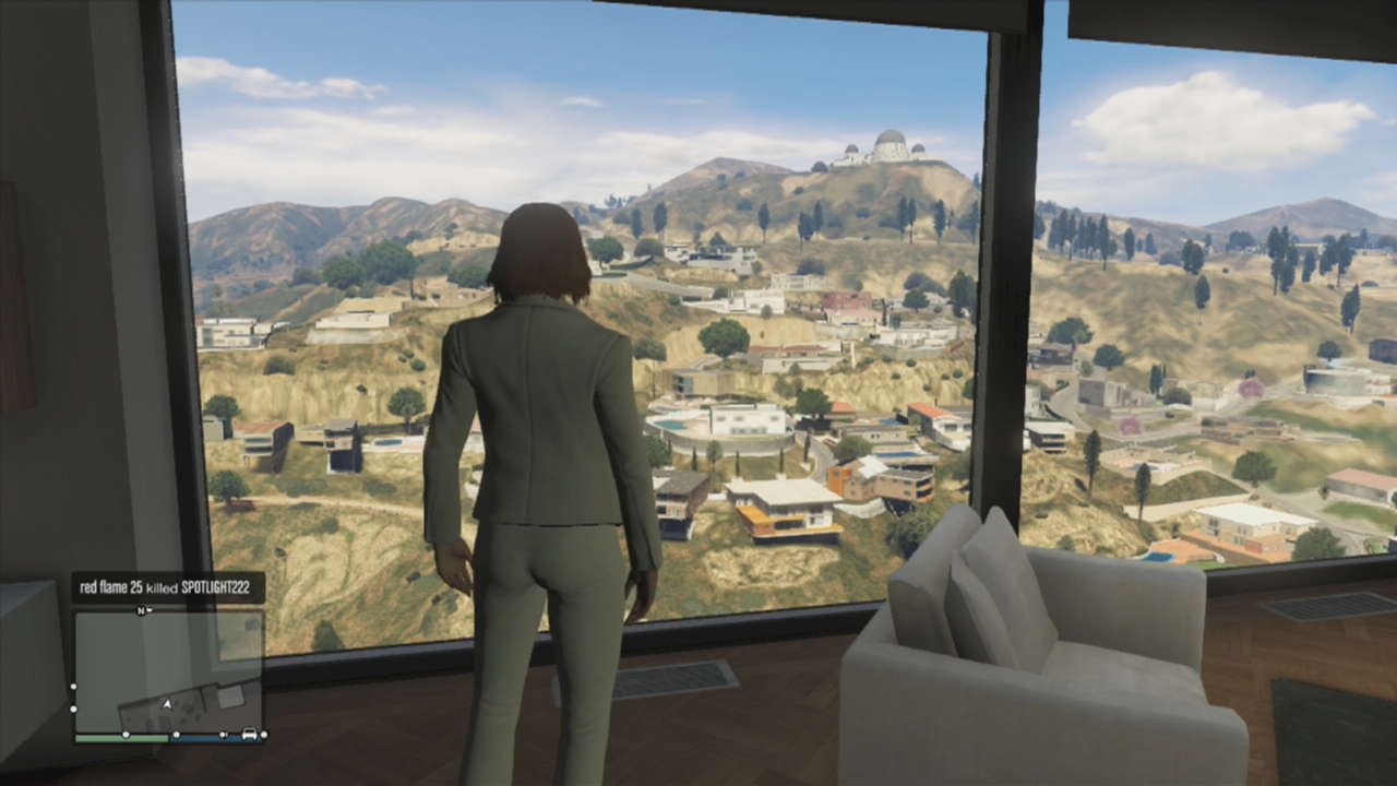 How good can the good life be in a city as rotten as Los Santos?