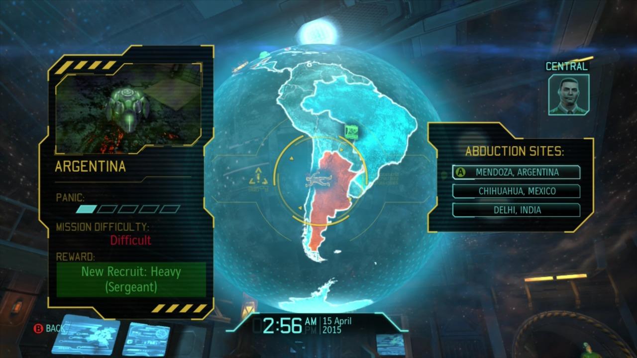 Argentina: major world power.
