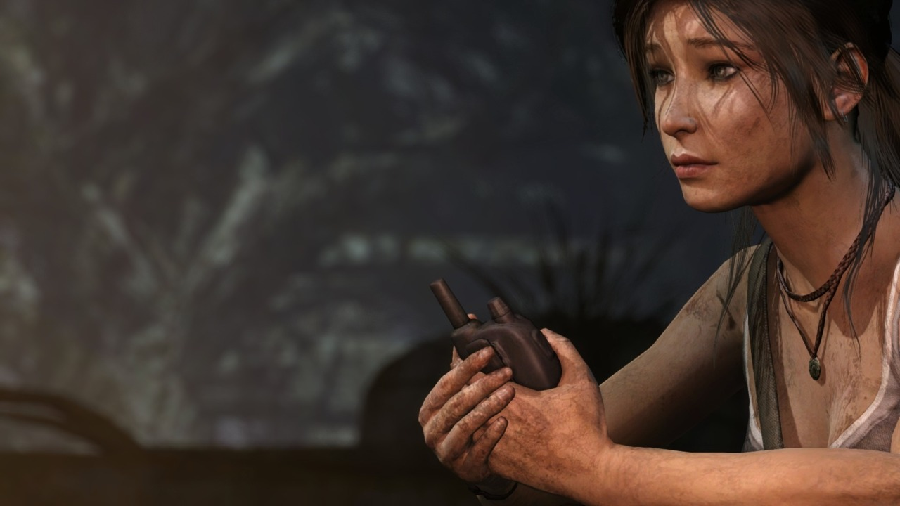 The outstanding visuals of the PC version make it even easier to get invested in Lara's journey.