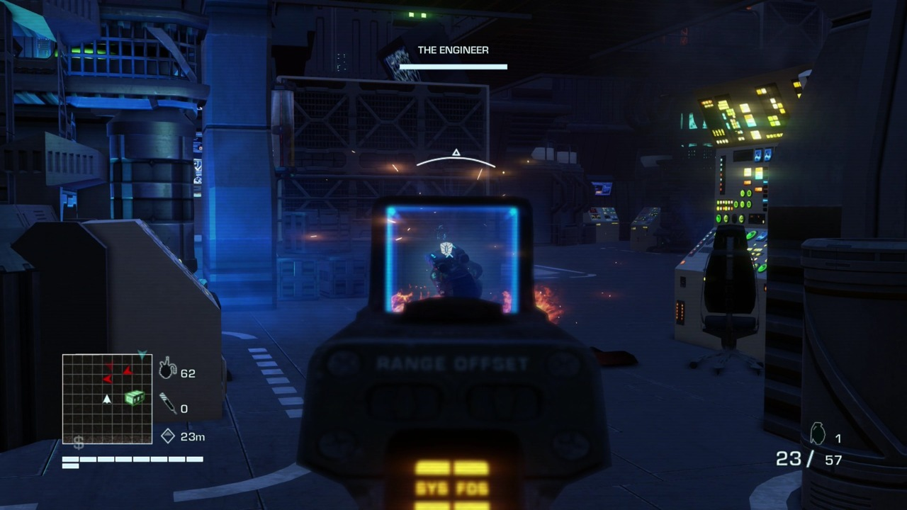 Hurrah: an escort mission that doesn't totally suck!
