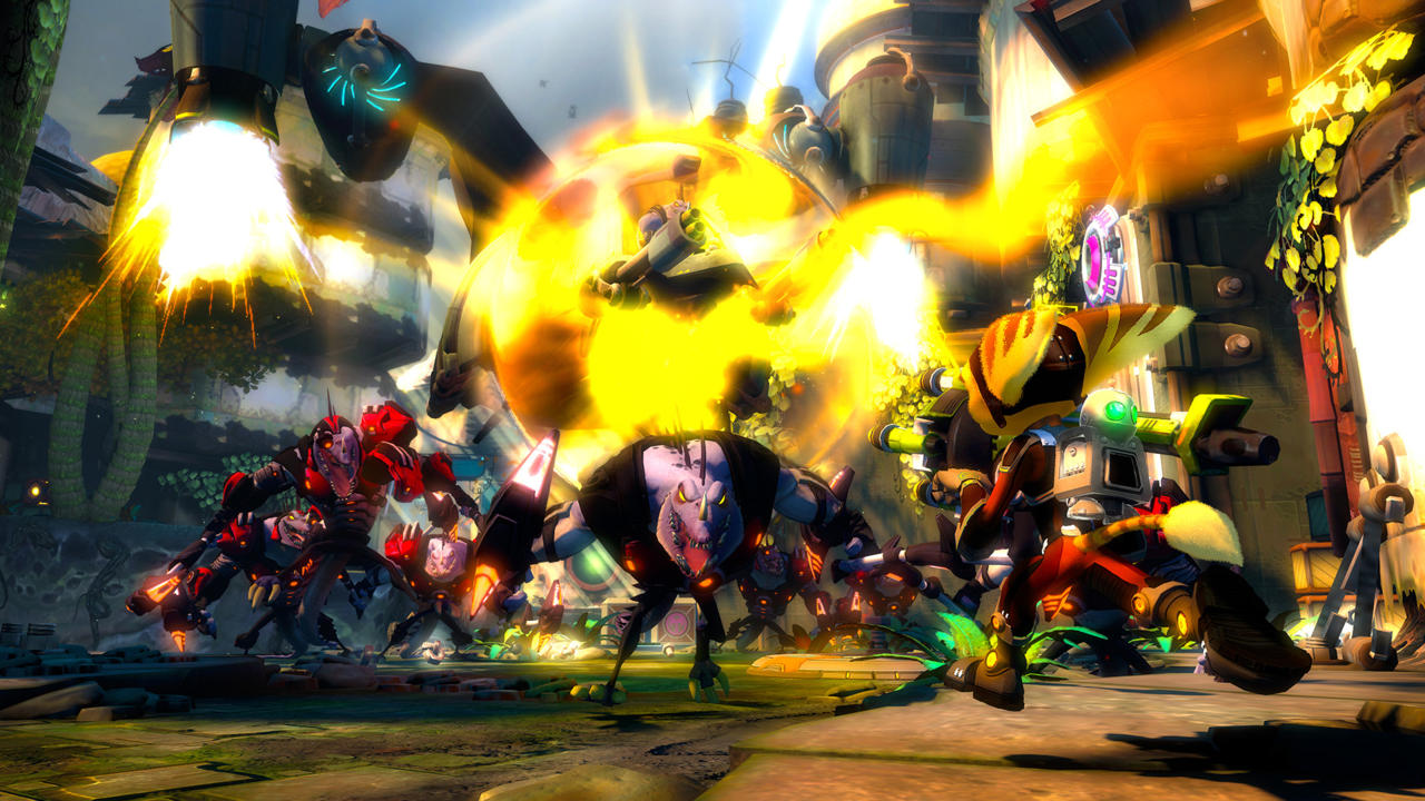Ratchet & Clank: Into the Nexus