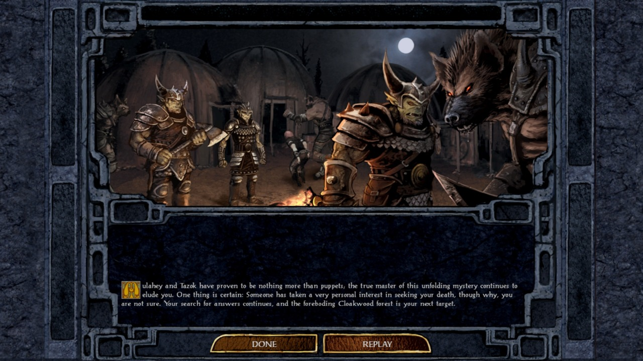 Werewolves and orcs living together, mass hysteria!