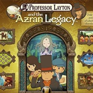 Professor Layton and the Azran Legacy