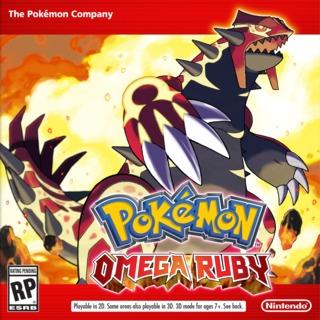 Pokemon Alpha Sapphire / Omega Ruby