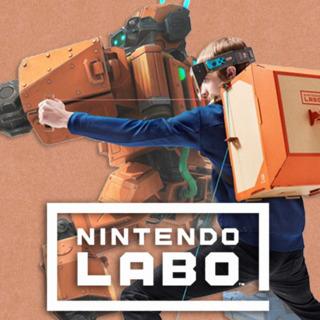 Nintendo Labo: Toycon 02 Robot Kit