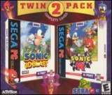 Twin 2 Pack: Sonic 3D Blast / Sonic R