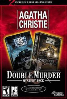 Agatha Christie: Double Murder Mystery Pack