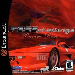 F355 Challenge: Passione Rossa