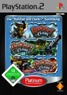 Ratchet & Clank Triple Pack