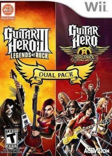 Guitar Hero III & Guitar Hero Aerosmith Dual Pack