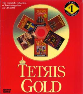 Tetris Gold