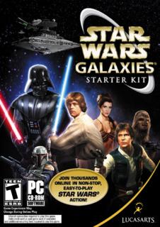 Star Wars Galaxies: Starter Kit