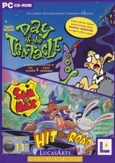 LucasArts Classic: Maniac Mansion: Day of the Tentacle / Sam & Max Hit the Road