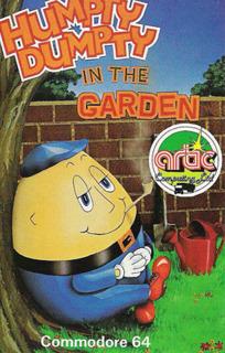 Humpty Dumpty in the Garden