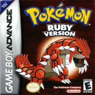 Pokemon Ruby / Sapphire / Emerald Version