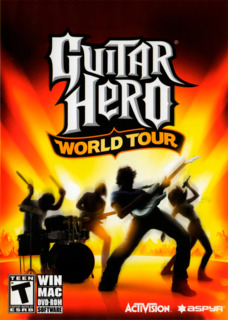 Guitar Hero World Tour (2008)