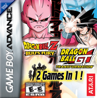 Dragon Ball Z: Buu's Fury / Dragon Ball GT: Transformation
