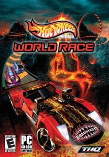 Hot Wheels: World Race