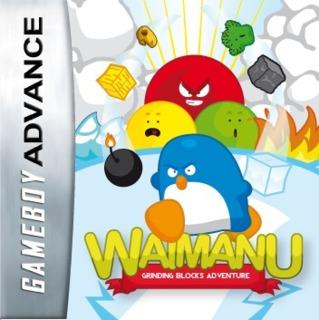 Waimanu: Grinding Blocks Adventure