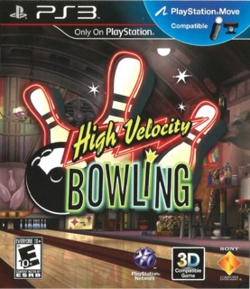 High Velocity Bowling (Move Edition)