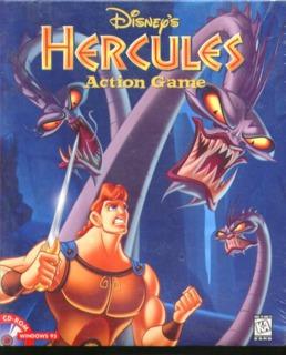 Disney's Hercules Action Game