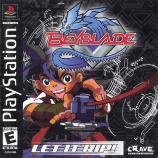Beyblade: Let it Rip!